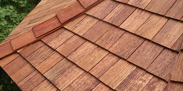 wooden roof repairs