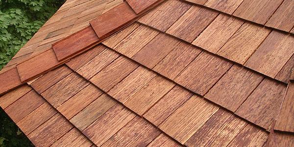 wooden roof repairs