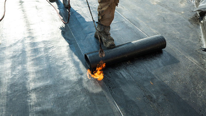 Commercial Roofing Emergency Roofs